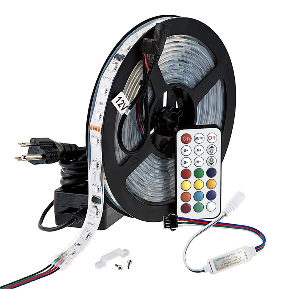 DC5/12/24V, SP103E LED Dream Color MINI Wireless 14Key RF