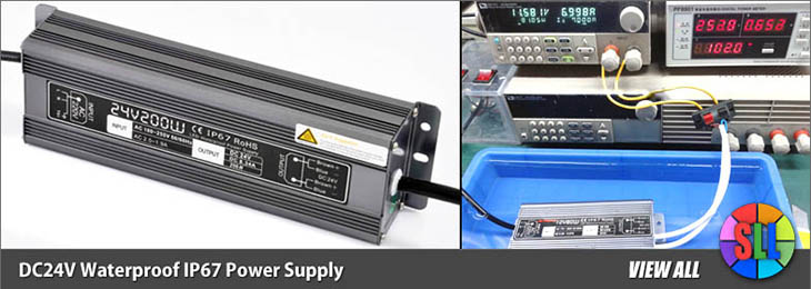 DC24V Waterproof Power Supply