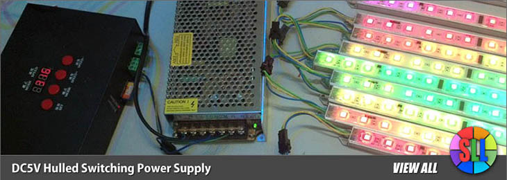 DC5V MeanWell Switching Power Supply