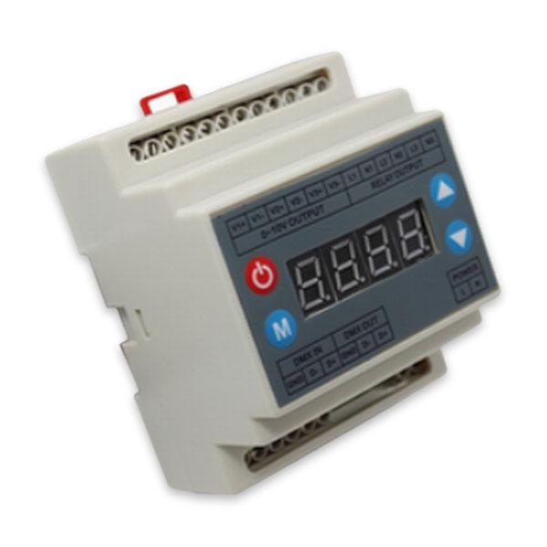 0-10v Input voltage convenient wiring DMX 0-10V dimmer for 0 ... on 3 way dimmer, dmx dimmer, leviton ip710 dimmer, dc dimmer, pwm dimmer, 12 volt led dimmer, ip710 wall dimmer, 2 channel led dimmer, 0 10 volt dimmer, electronic low voltage dimmer, 24vac dimmer, light dimmer, illumatech dimmer, triac dimmer,