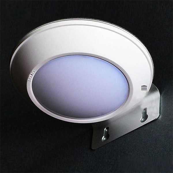 DS45 2016 New Outdoor Garden Party LED Light Solar Power Radar wave Sensor Waterproof Courtyard Wall Lamp 16 LED Hot Sale