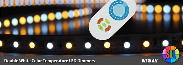 Dual White Color CT LED Dimmers