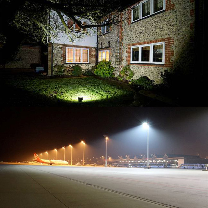 Ac110v 10 600w Led Flood Lights Super Bright Outdoor