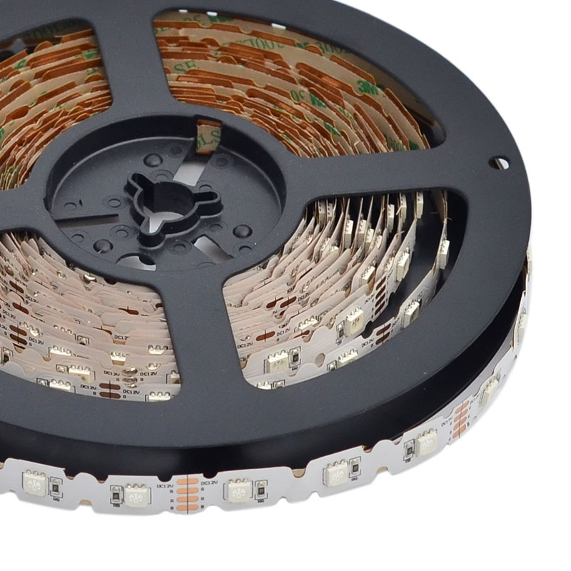 Super Flexible Series Making Tight Turns S Shape 5050SMD 210LEDs Light Strips Advertising Backlight Lighting 16.4ft Per Reel