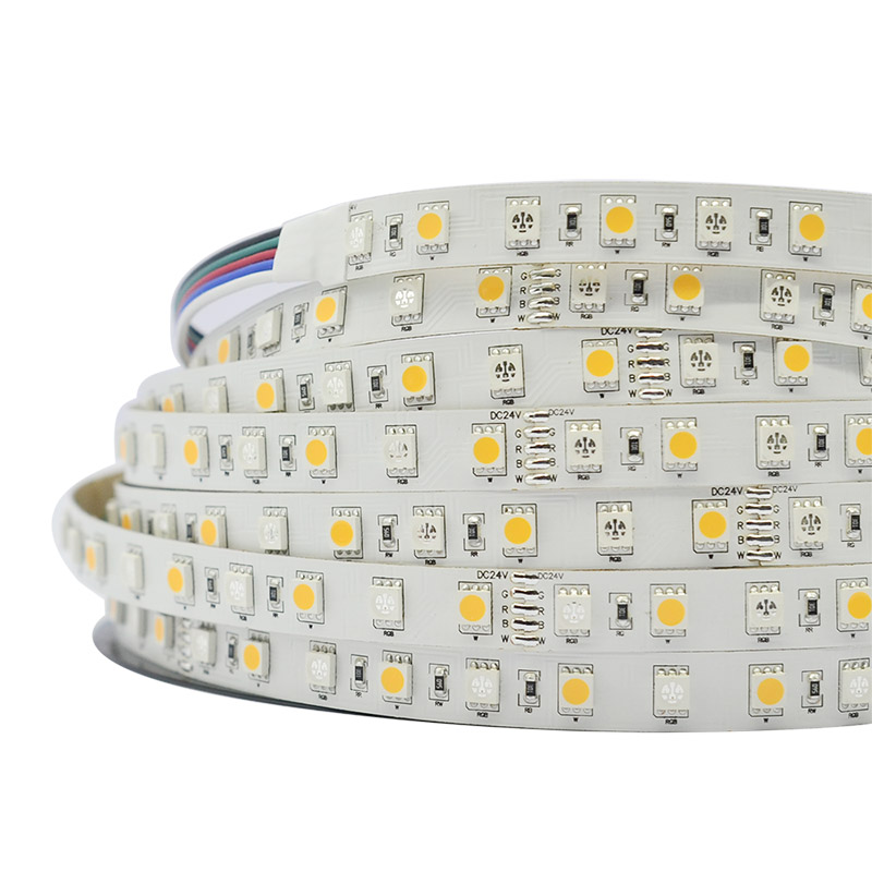 RGBW Super Bright Series DC12&24V 5050SMD 360LEDs Flexible  LED Strip Lights Waterproof Optional 16.4ft Per Reel By Sale