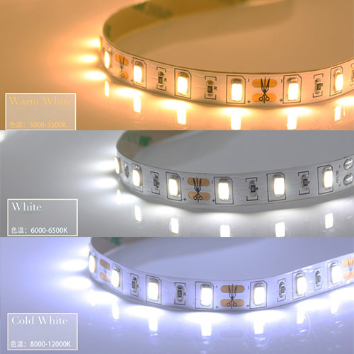 Single Row Series DC12V 5630SMD Vertical column 300LEDs Flexible LED Strip Lights Home Lighting 16.4ft Per Reel By Sale