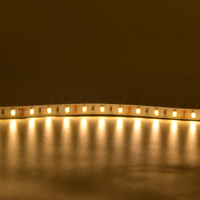 Single Row Series DC12V 5730SMD Vertical column 300LEDs Flexible LED Strip Lights Home Lighting 16.4ft Per Reel By Sale