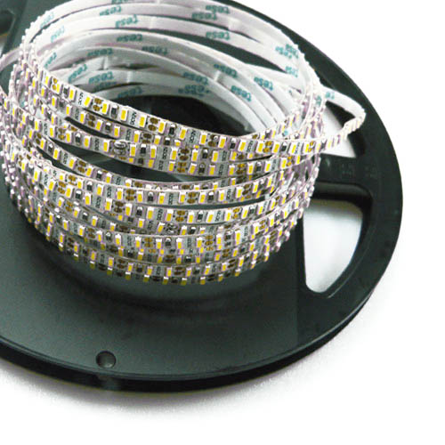 Single Row Narrow Series DC12V 3014SMD 990LEDs Flexible LED Strip Lights Indoor Lighting Width 4mm 16.4ft Per Reel By Sale