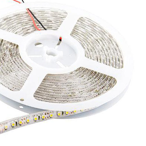 Single Row Series DC12V 3528SMD 600LEDs Flexible LED Strip Lights, Home Lighting, Waterproof IP65, 16.4ft Per Reel By Sale
