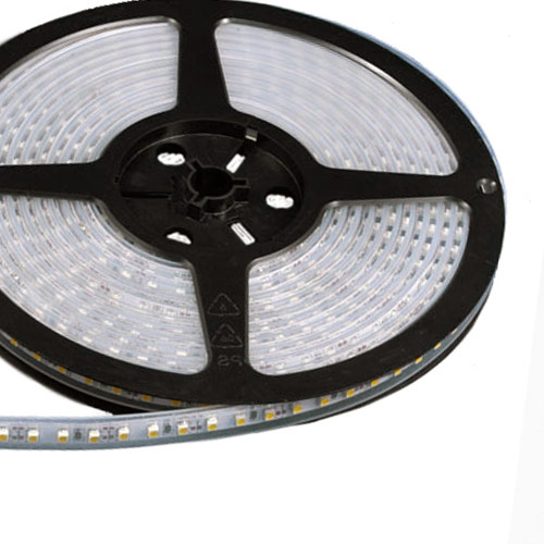 Single Row Series DC12/24V 2835SMD 600LEDs Flexible LED Strip Lights Outdoor Lighting Waterproof IP67 16.4ft Per Reel By Sale