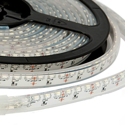 Single Row Side Emititng Series DC12/24V 335SMD 600LEDs Flexible LED Strip Lights Waterproof IP67 16.4ft Per Reel By Sale