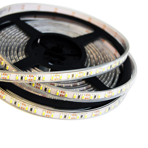 Single Row Series DC12V 3528SMD 480LEDs Flexible LED Strip Lights, Outdoor Lighting, Waterproof optional, 16.4ft Per Reel By Sale