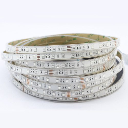 Single Row Series DC12/24V 5050SMD 300LEDs Flexible LED Strip Lights Highest level Waterproof IP68 16.4ft Per Reel By Sale