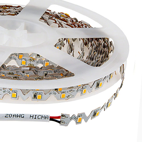 Super Flexible Series Making Tight Turns 2835SMD 300LEDs Light Strips Advertising Lighting 16.4ft Per Reel By Sale
