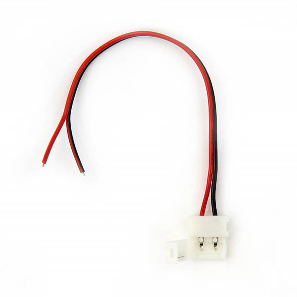 2Pin Single Color LED Strip Lighting Fast Wire Cable Accesories ...