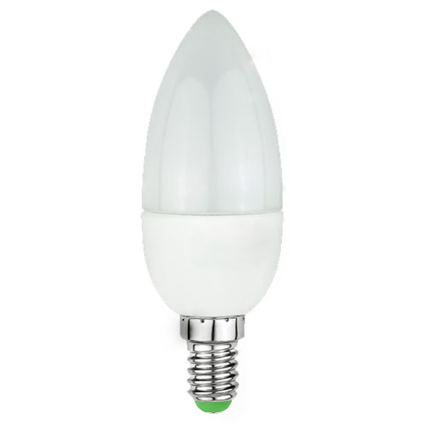 LED lights bulbs E 14 Candle shape light bulb 3 Watt 5 Watt