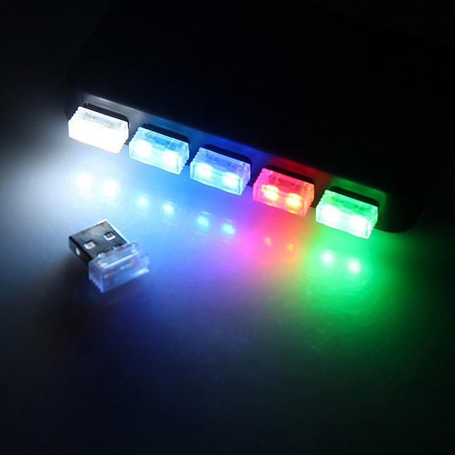 5v 6 Colors Available Usb Led Change