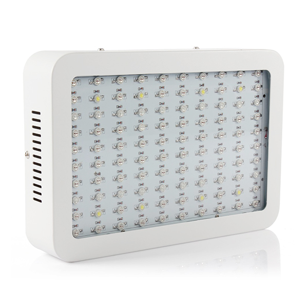 SMD-5735 1pcs Diamond 1000W Three Chips LED Grow Light Full Spectrum 410-730nm For Indoor Plants and Flower with Very High Yield