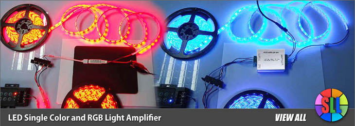 LED Amplifier Series