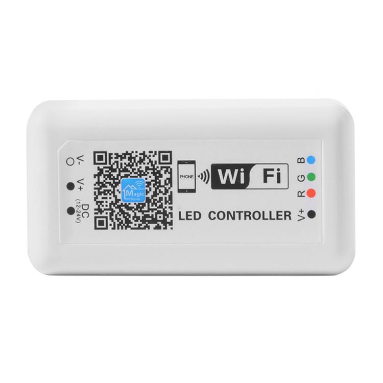 DC12/24V LED RGB WIFI ALEXA Controller support 4 Pin WIFI
