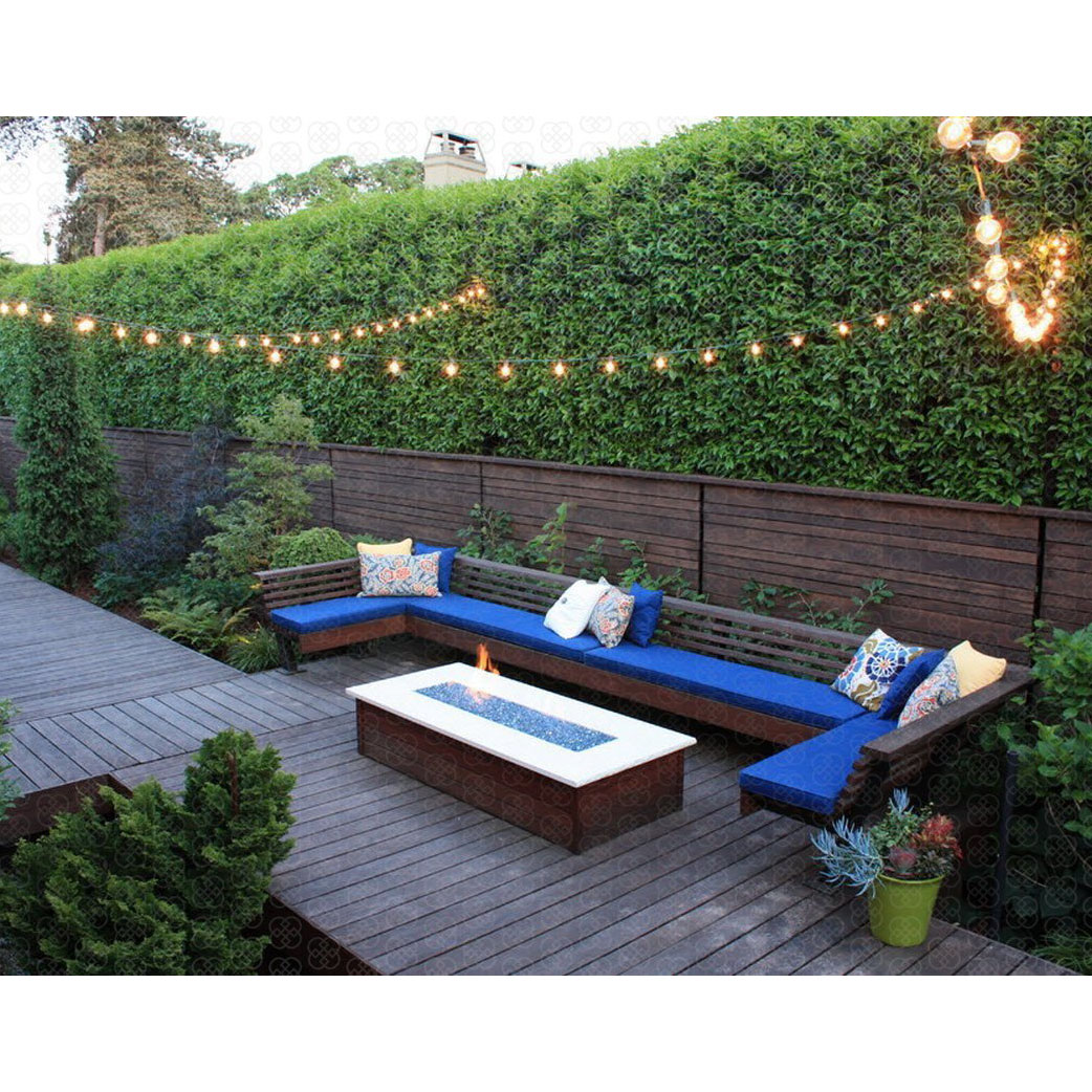 Outdoor Lights On Patio: Tungsten Lamp String Lights With G40 Bulbs(25ft