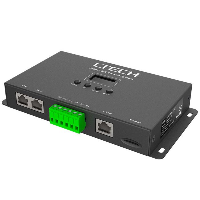 Artnet-SPI converter Artnet-SPI-1 [Artnet-SPI-1]