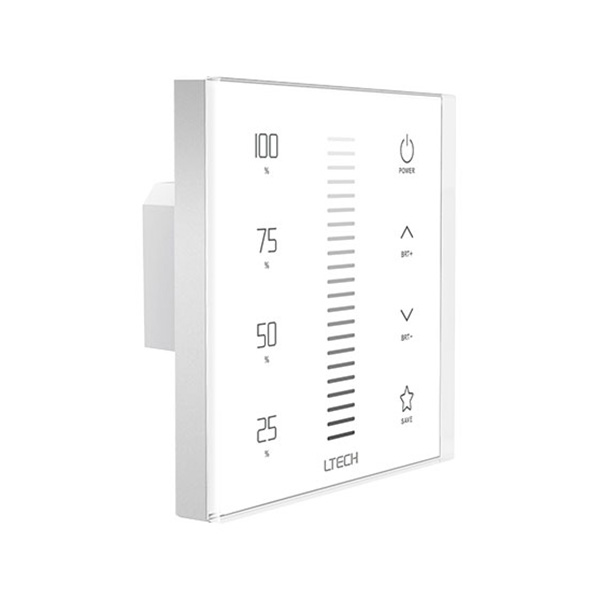 DC12-24V E1S Dimming Touch Panel