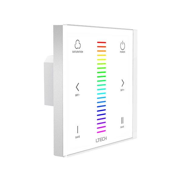 DC12-24V E3 RGB Touch Panel LED Controller