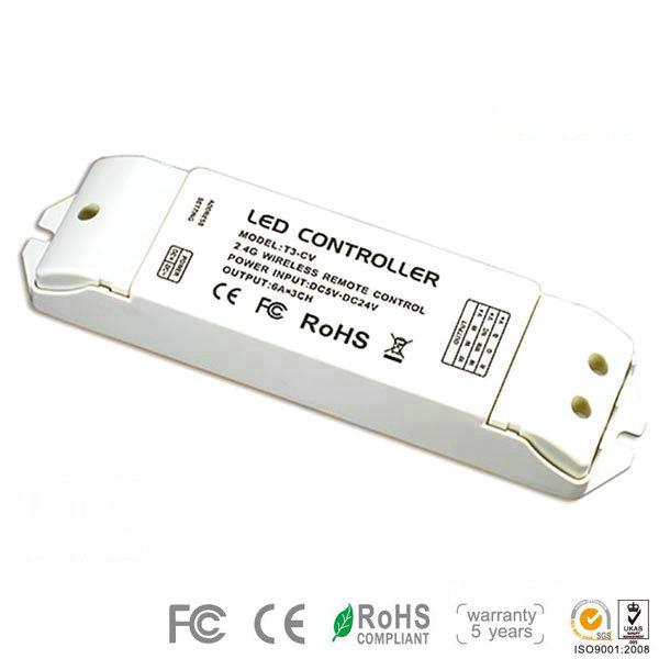 T3 cv cv receiving controller high end led lights controller for t3 cv cv receiving controller high end led lights controller for 12v mozeypictures Gallery