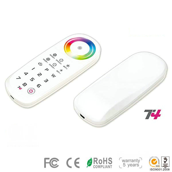 T4, 2 4G LED Wireless sync controller, High-end RGB Remote Control