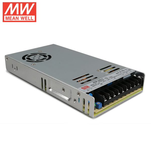 Mean Well RSP-320-5 DC5V 320Watt 64A UL Certification AC110-240 Volt Switching Power Supply For LED Strip Lights Lighting