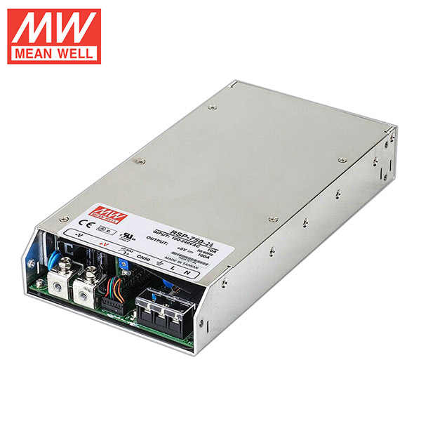 Mean Well RSP-750-24 DC24V 750 Watt 32A UL Certification AC110-240 Volt Switching Power Supply For LED Strip Lights Lighting