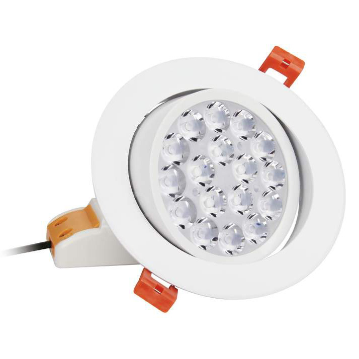 FUT062 9W RGB+CCT LED Ceiling Spotlight
