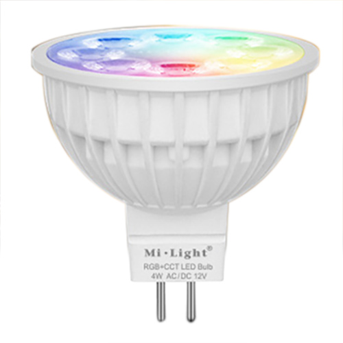 FUT104 4W MR16 RGB+CCT LED Spotlight