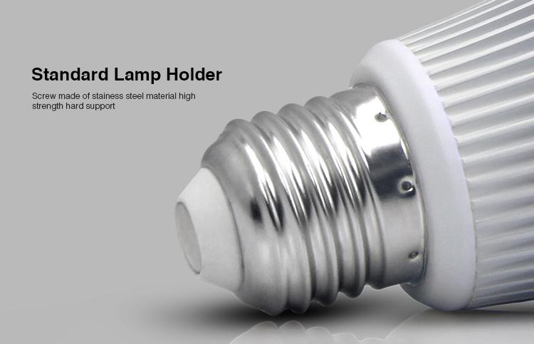 Futd03 8w dmx512 rgbcct led light bulb for led strip light kit product description mozeypictures Gallery