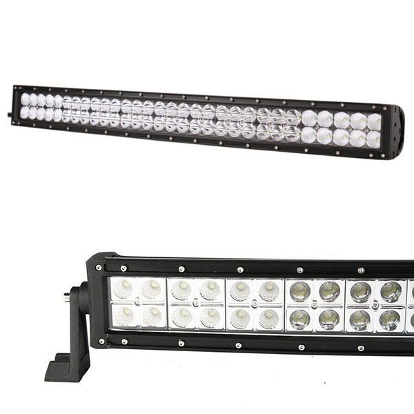 20in 120W Curved Driving Combo 4WD Off Road Truck LED Light Bar - CREE LEDs - DC10-30V Super Bright LED Lights