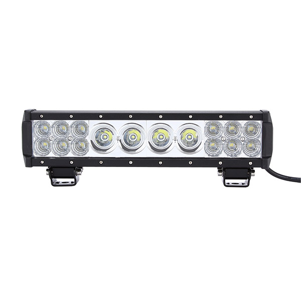 12.2-54.2 inch high quality off road dual led lighting bar for bulldozer,crane and mining truck
