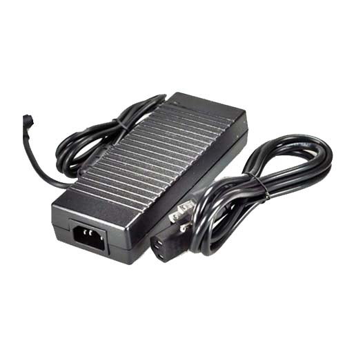96W4A DC24V Plastic Shell Enclosed Power Supply Adapter For LED Strip Light
