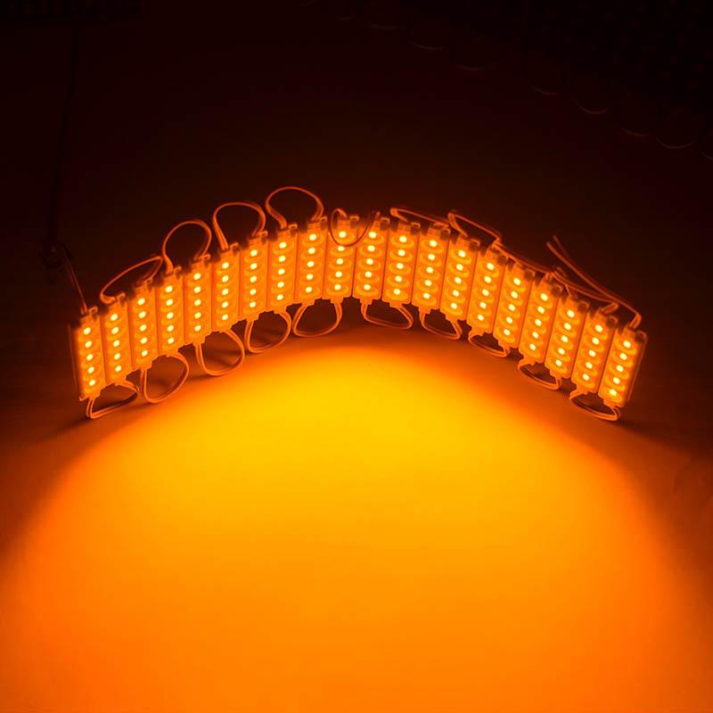 12volt 2 5watt 5 Smd5730 Super Bright Leds Square Constant