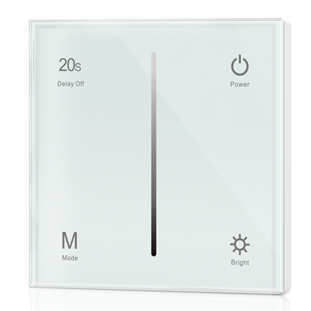 1 Zone Touch panel 0/1-10V Dimmer T18 For led strip light amazon