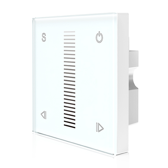 2.4GhzTouch Panel AC Triac RF Dimmer For led strip light