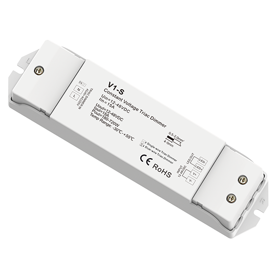 CV Triac Dimmer V1-S For submersible led strip lights