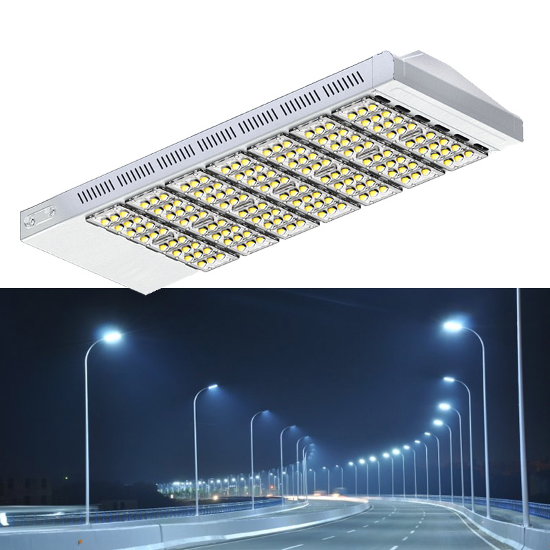 AC85-265V LED Street Lights - Super Bright Outdoor lighting Waterproof IP67 LED Streetlight - Warranty 5 years - High CRI 85 LEDs