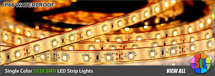 3528 SMD Flexible LED Strip Lights