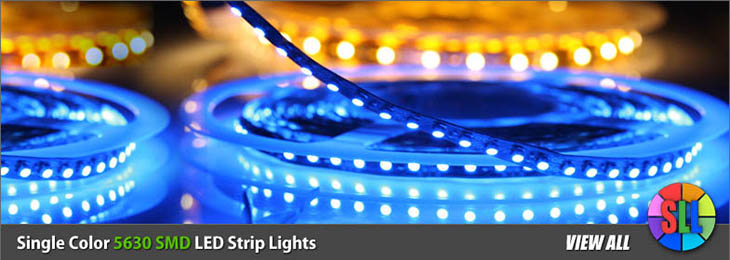 5630 SMD Flexible LED Strip Lights