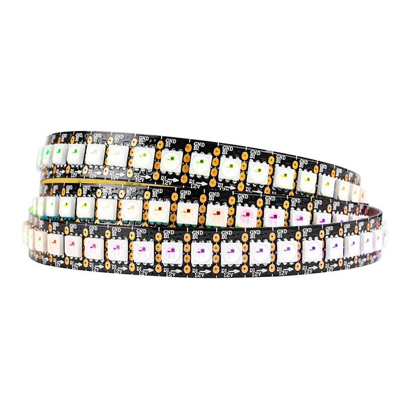 buy popular 76c64 e0184 DC12V WS2815 (Upgraded WS2812B) 1M 144 LEDs Individually ...