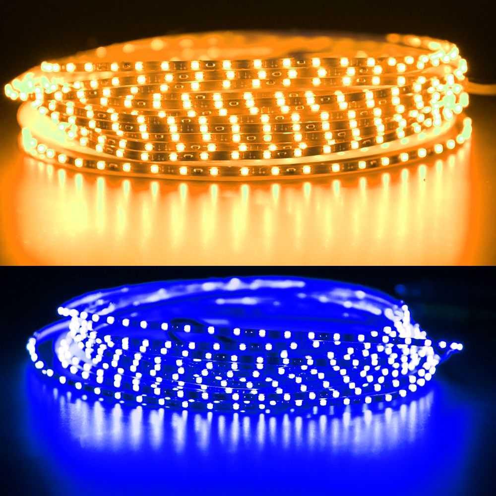 600leds Single Colors Led Strip Light